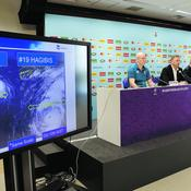 La Coupe du monde de rugby en plein chaos