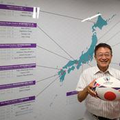 Le Japon déjà prêt pour accueillir la Coupe du monde 2019