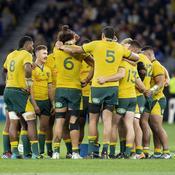 Les Australiens préparent la Coupe du monde à Nouméa