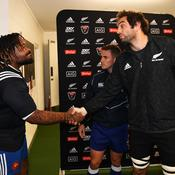 Capitaine chez les All Blacks