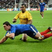 France-Australie, Essai