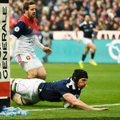 Swinson marque le 2e essai écossais