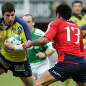 Julien Malzieu va croiser la redoutable équipe du Munster  dans la Poule 1