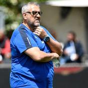Christophe Urios, le manager du Castres Olympique