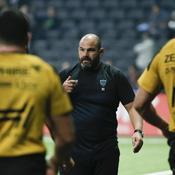 Collazo: «Aujourd'hui à Toulon, je préfère partir avec des joueurs qui ont envie»