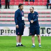 Info Figaro : le Stade Français Paris remercie Robert Mohr et Julien Dupuy
