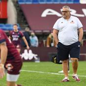 «Je dois aider mes joueurs, pas les sulfater», se lamente un Urios «en colère, déçu et triste»