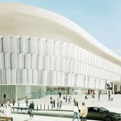 L'Arena 92 sera terminée fin 2016