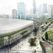 L'Arena 92 va redessiner l'ouest de la Défense