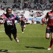 Le Stade Français assure son maintien et condamne Oyonnax