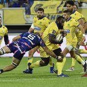 Clermont s'en sort bien face au Stade Français
