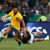 15. Kurtley Beale
