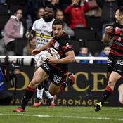 Top 14 : Lyon s'offre une victoire bonifiée face à La Rochelle