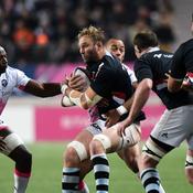 Le Stade Français laisse le derby au Racing et s'enfonce dans la crise