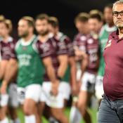 Christophe Urios sur les salaires :  «Le rugby doit revenir à plus de normalité»