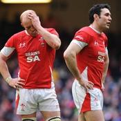 Martyn Williams et Stephen Jones