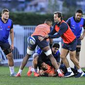 Au cœur de l'entraînement à haute intensité du XV de France