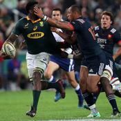 Le XV de France au rattrapage à Johannesburg