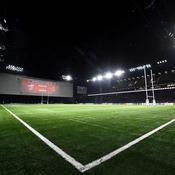 U Arena : toit fermé, pelouse synthétique et rugby