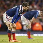 Brice Dulin et Nicolas Mas, impuissants à l'image du XV de France, face aux Gallois.