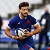 XV de France : Ntamack forfait pour l'Ecosse, Carbonel appelé