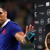 XV de France : Vahaamahina et Barassi gagnants digitaux de la Coupe du monde