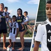 58 buts en 23 matches : le fils de Cristiano Ronaldo affole les statistiques avec la Juve