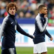 «J'ai mal à ma France» : Griezmann interpelle Darmanin, Mbappé cite la rappeuse Diam's