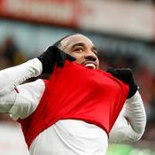 Arsenal: Lacazette pourrait être sanctionné pour avoir inhalé du gaz hilarant
