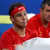 ATP Cup : Rafael Nadal remonté contre certains fans serbes