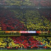 Barça-Real Madrid : les indépendantistes catalans perturbent le match