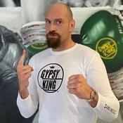 Boxe : la photo d'un Tyson Fury plus en forme que jamais agite les réseaux sociaux