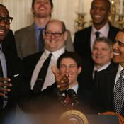 Boycott des play-offs NBA : LeBron James a demandé conseil à Barack Obama