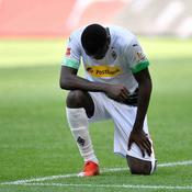 Bundesliga: Marcus Thuram et Jadon Sancho rendent hommage à George Floyd