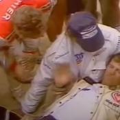 «Casse-toi !» : la colère d'Hubert Auriol après son terrible accident sur le Dakar 1987
