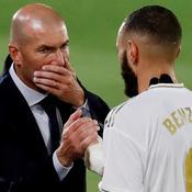 Chantage à la sextape : Zidane «appuie complètement» Benzema