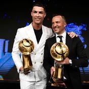 Coronavirus: Cristiano Ronaldo et son agent financent trois unités de soins intensifs
