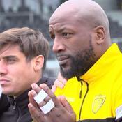 Le rugbyman Bakary Meité s'engage comme agent d'entretien hospitalier