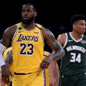 Coronavirus : LeBron James ne veut pas jouer dans une salle vide