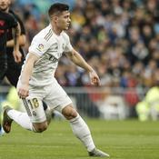 Coronavirus : Luka Jovic enfreint la quarantaine imposée par le Real Madrid