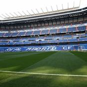 Coronavirus: Le stade Santiago-Bernabeu transformé en centre d'approvisionnement à Madrid
