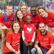 Coronavirus: Un marathon en confinement pour les coureurs de Mécénat Chirurgie Cardiaque