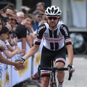 Cyclisme : Chris Hamilton forfait pour une blessure (très) insolite