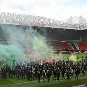 Old Trafford envahi, Manchester United-Liverpool reporté ... Journée très mouvementée chez les Red Devils