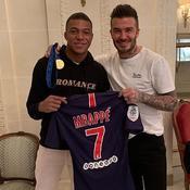 Devenu agent de joueur, Beckham veut Mbappé comme premier client