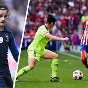 Griezmann soutient les footballeuses espagnoles en grève