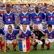 Euro 2020 : le futur maillot de l'équipe de France inspiré de 1998 ?
