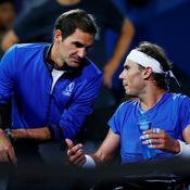 Tennis : Federer élu joueur préféré des fans, Nadal le plus fair-play