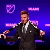 David Beckham, créateur du club de l'Inter Miami en MLS aux Etats-Unis