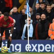 Premier League : arrestation d'un homme soupçonné de geste raciste lors du derby de Manchester